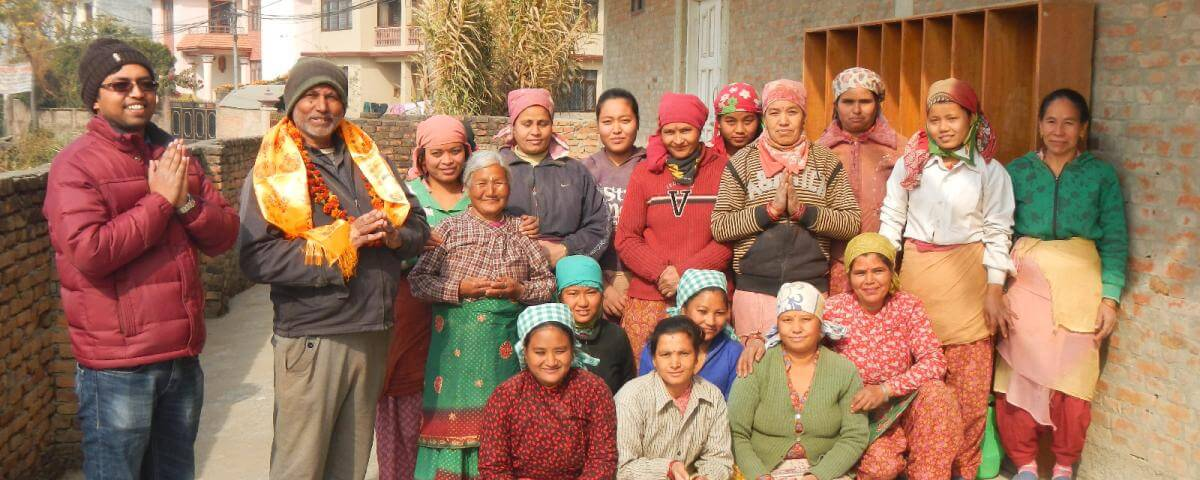Everest Ayurveda производствена база в Катманду, Непал